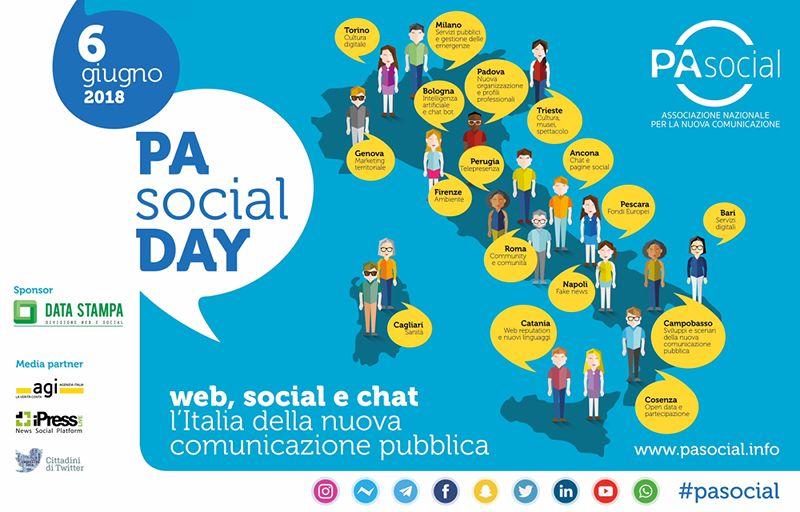 PASocial Day a Milano